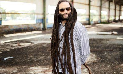 "Inspirado na pandemia do coronavírus, italiano Alborosie lança o reggae ""Unprecedented Time"""