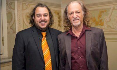 Alceu Valença anuncia live com maestro Rodrigo Toffolo nesta quinta-feira
