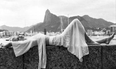 "Alexia Bomtempo lança o clipe de ""I'm in Love Again"""