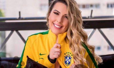 """Em dia de live, Ana Clara lança o samba de """"Para Com Isso"""""""