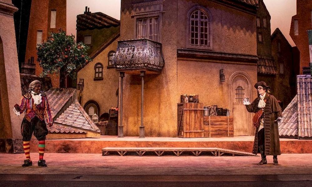 """Theatro Municipal de São Paulo exibe a ópera """"O Barbeiro de Sevilha"""" no YouTube"""