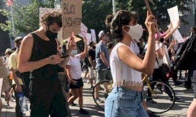 Camila Cabello e Shawn Mendes se unem a protestos contra o racismo em Miami