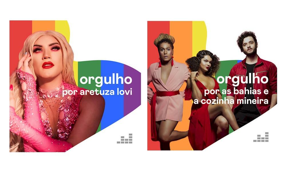 Deezer lança playlists com curadorias de Aretuza Lovi, Day e As Bahias e a Cozinha Mineira