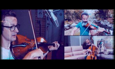 """Família Lima revisita Djavan na releitura da canção """"Azul"""""""