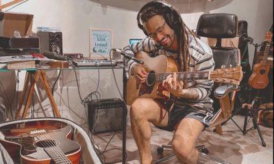 """Gabriel Elias anuncia novo single """"Fruta Doce"""", uma mistura de forró e reggae"""