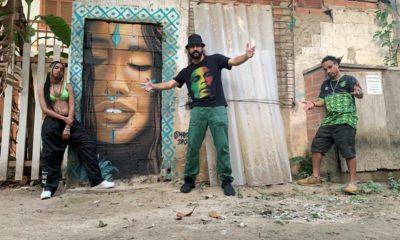 """Gabriel O Pensador reflete sobre a resistência, opressão e preconceito na faixa """"Vamo Aí"""""""