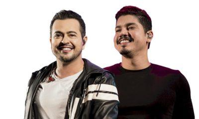 Henrique e Diego anunciam live inédita no YouTube