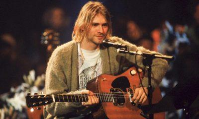 Kurt Cobain: violão usado no acústico MTV é vendido por US$ 6 milhões em leilão