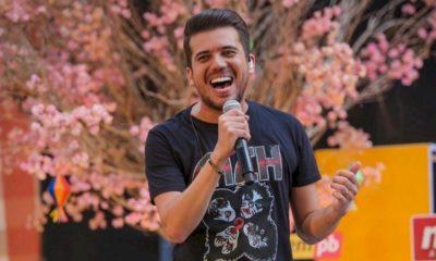 """Luan Estilizado apresenta live """"À Vontade"""" com oito horas de duração"""