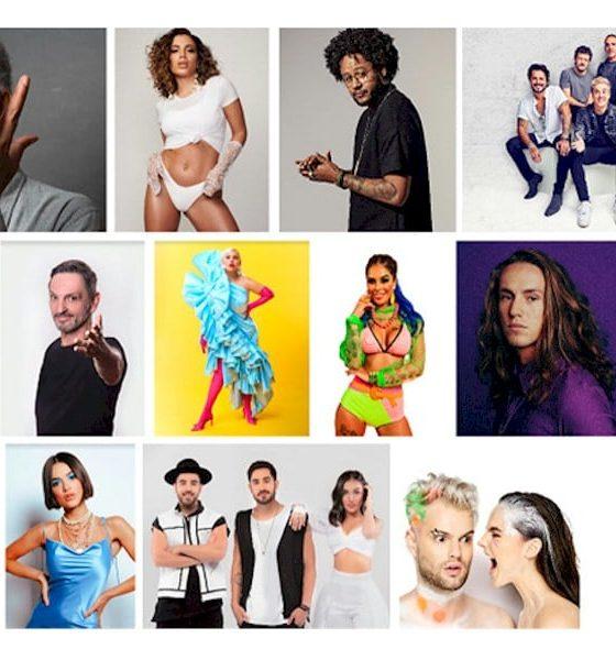 Coronavírus: MTV e Médicos Sem Fronteiras anunciam especial com Anitta, Anavitória e Gilberto Gil