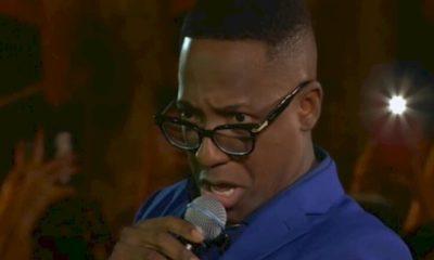 Coronavírus: cantor Mumuzinho celebra cura da doença em sua live
