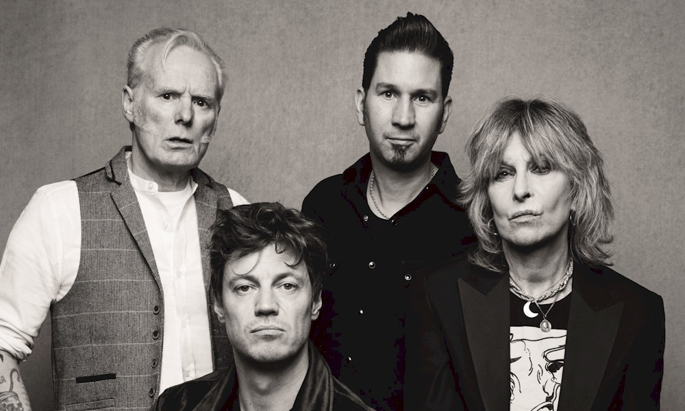 "Pretenders: ouça o novo single ""Didn't Want To Be This Lonely"""