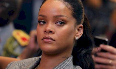 Rihanna: em apoio a movimento antirracista nos EUA, cantora fecha lojas da Fenty