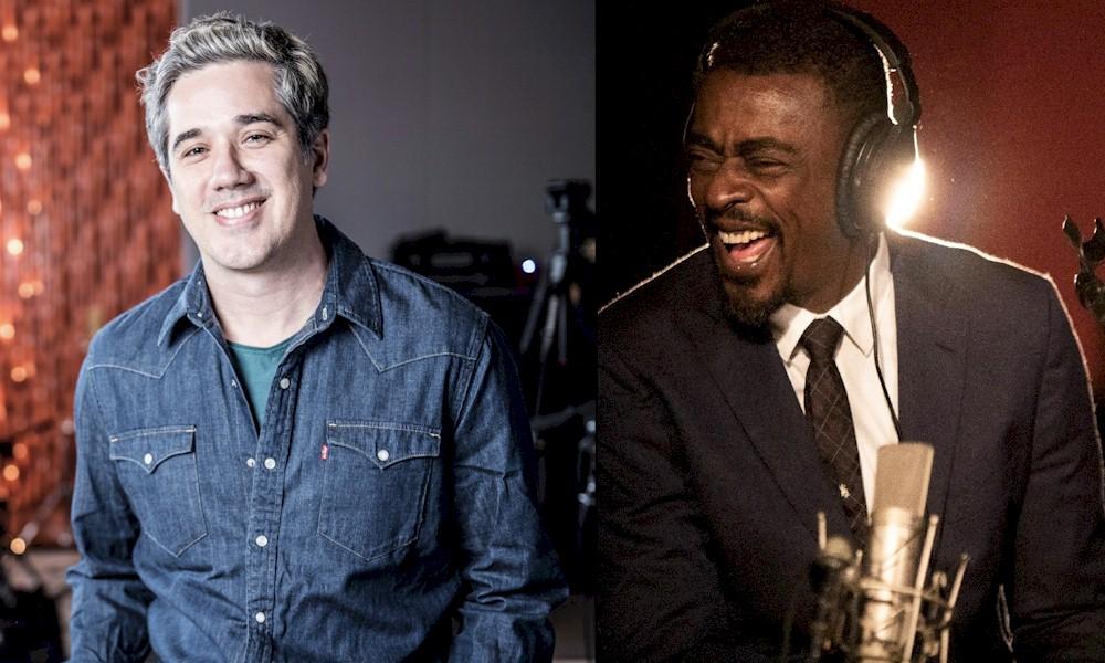 Seu Jorge e Rogério Flausino anunciam live beneficente em homenagem à Wilson Simonal