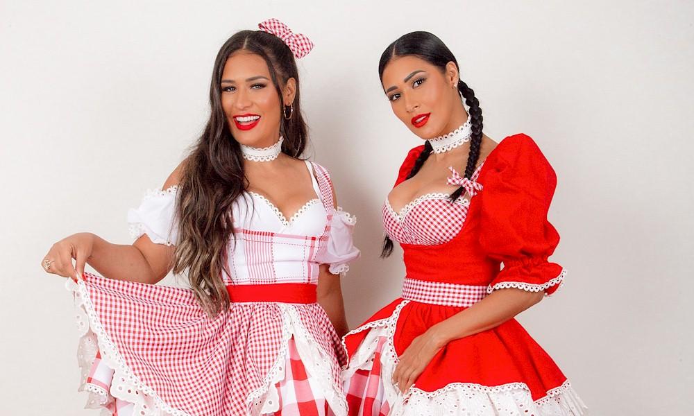 Simone e Simaria alcançam o 1º lugar no YouTube com live junina