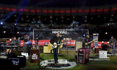 Skank apresenta grandes sucessos de seus 30 anos de carreira em live histórica no Mineirão