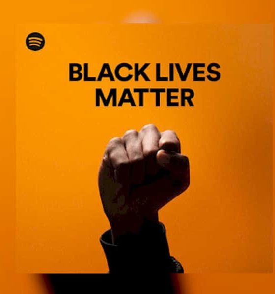 Spotify lança playlist em apoio ao Black Lives Matter