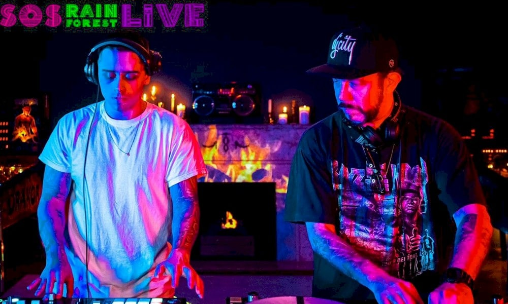 Coronavírus: Duo brasileiro Tropkillaz é atração confirmada no festival online SOS Rain Forest