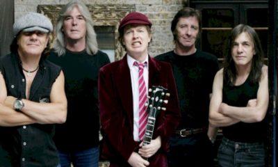 """AC/DC lança o clipe inédito do clássico """"You Shook Me All Night Long"""""""