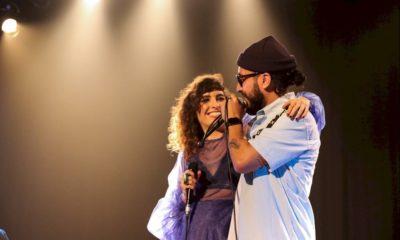 """Bruna Caram lança single """"Gente do Bem"""" com participação de Rashid"""