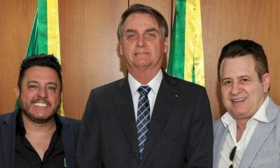 """Bruno e Marrone sobre Bolsonaro: """"É um cara honesto"""""""