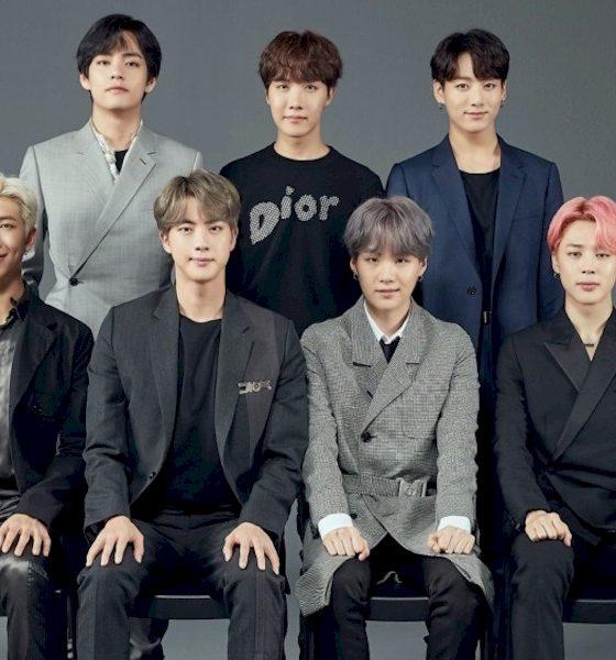Grupo de k-pop BTS ganha modelo de celular da Samsung