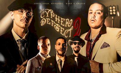 """Costa Gold lança clipe de """"The Cypher Deffect 2"""" com Kant, Spinardi e Chayco"""