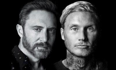 "David Guetta e Morten lançam parceria no EP ""New Rave"""
