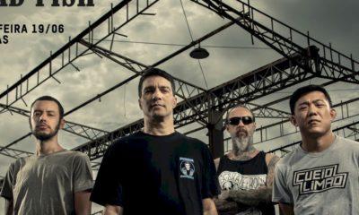 """Dead Fish anuncia """"Lado Beats"""" com raridades da banda em 15 anos"""