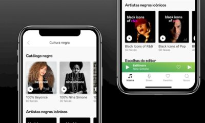 "Deezer anuncia o lançamento do canal global ""Black Culture"""