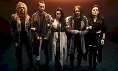 "Evanescence estreia novo single ""The Game Is Over"""