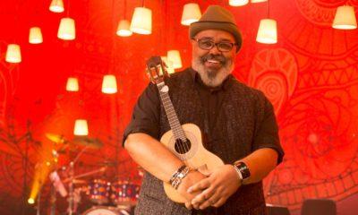 Jorge Aragão participa de live do Projeto Sambabook neste sábado