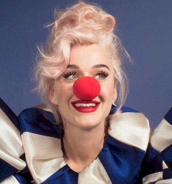 "Katy Perry lança ""Smile"" single de seu próximo álbum"