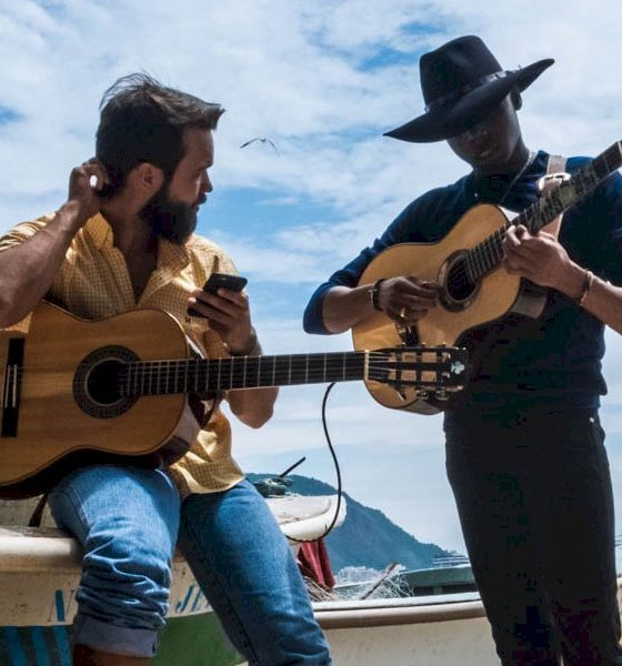 """Lucas Reis e Thacio lançam versão de """"Ditado Sertanejo"""" de Tião Carreiro e Pardinho e anunciam live"""