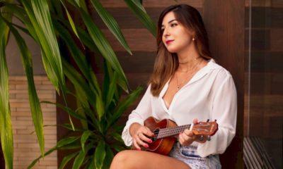 """""""Break My Heart"""", de Dua Lipa, ganha versão acústica por Luiza Dam"""