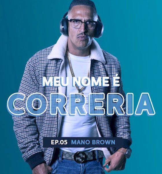 """Mano Brown fala sobre a sua trajetória no podcast """"Meu Nome é Correria"""""""