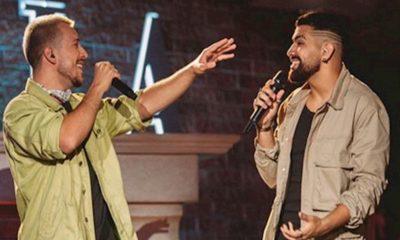 Marco participa de novo single do cantor Dilsinho