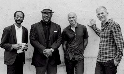 """Redman, Mehldau, McBride e Blade se reunem após 26 anos e lançam """"RoundAgain"""""""
