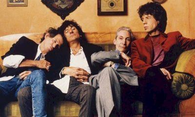 """The Rolling Stones lançam a inédita """"Scarlet"""" com participação de Jimmy Page"""