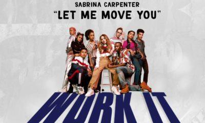 """Sabrina Carpenter lança """"Let Me Move You"""", parte da trilha sonora de """"Work It"""" da Netflix"""