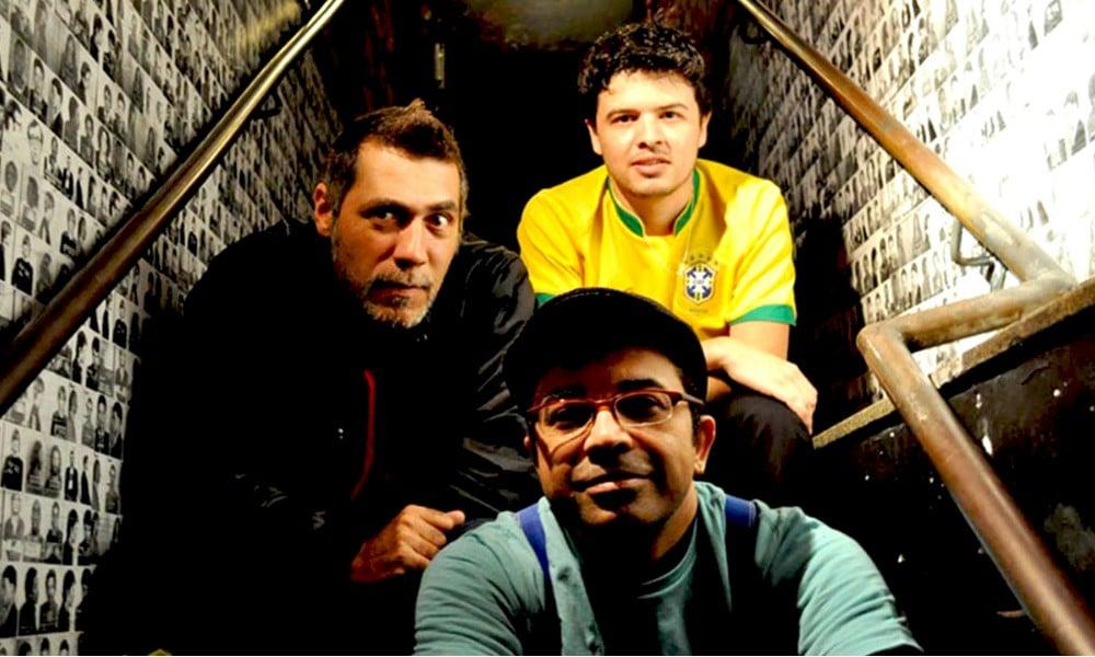 """Banda mineira Senhor Kalota revisita clássico dos Titãs em """"Não Vou Me Adaptar"""""""
