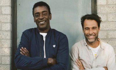 """Seu Jorge & Rogê celebram amizade de três décadas em disco orgânico """"Night Dreamer Direct-to-Disc"""""""