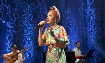 Teresa Cristina homenageia Dona Ivone Lara em live nesta semana