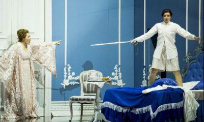 Theatro Municipal de São Paulo exibe a ópera O Cavaleiro da Rosa