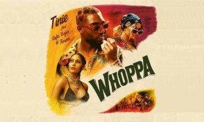 """Confira """"Whoppa"""", novo single de Tinie com Sofia Reyes e Farina"""