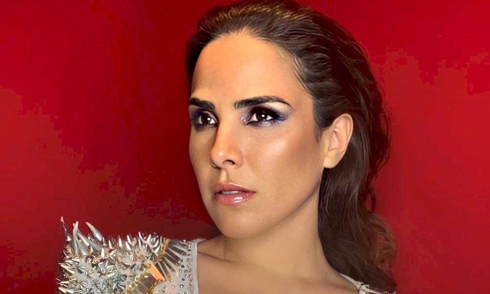 """Wanessa Camargo mostra bastidores de seu documentário """"DNA"""""""