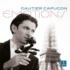 """Gautier Capuçon antecipa novo álbum e estreia """"The Heart Asks Pleasure First"""""""