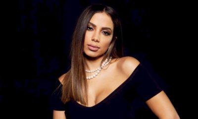 Anitta se irrita ao saber de prováveis mudanças nas leis de direito autoral
