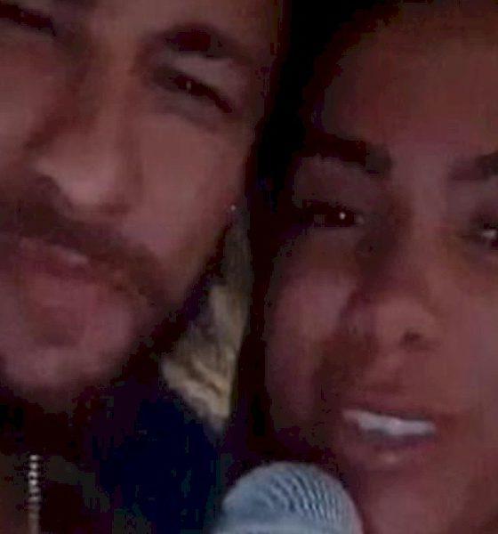 Anitta se encontra com Neymar na Espanha