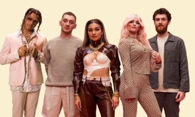 "Clean Bandit e Mabel se unem no novo single ""Tick Tock"" com a colaboração de 24kGoldn"